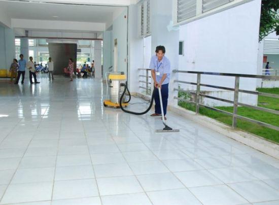 dịch vụ vệ sinh công nghiệp trọn gói