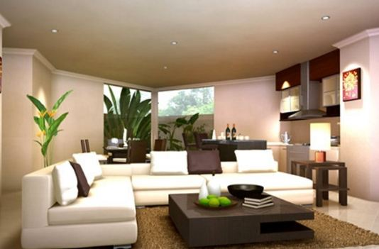 vị trí đặt cây cảnh trong nhà