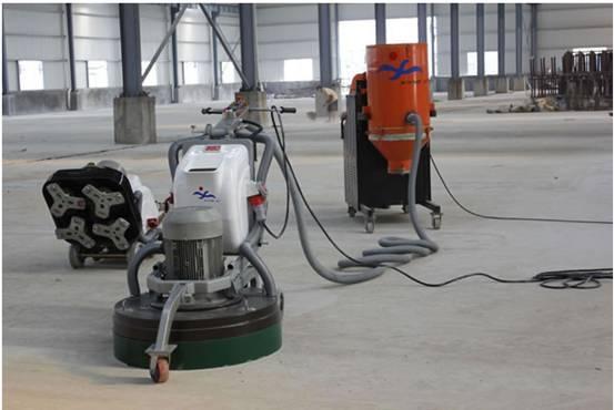 Quy trình sử dụng máy đánh bóng sàn nhà