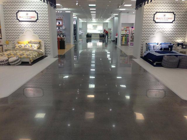 Dịch vụ đánh bóng sàn siêu thị trung tâm thương mại