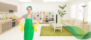 Dịch vụ vệ sinh nhà trọn gói chuyên nghiệp