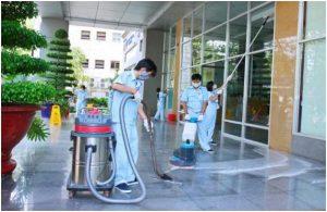 Dịch vụ vệ sinh công nghiệp binh duong